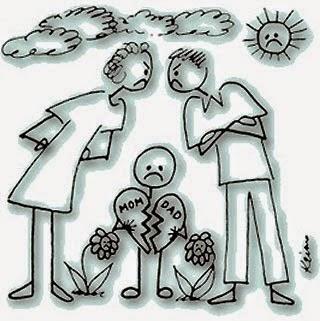 liberar a los hijos de los conflictos de los padres